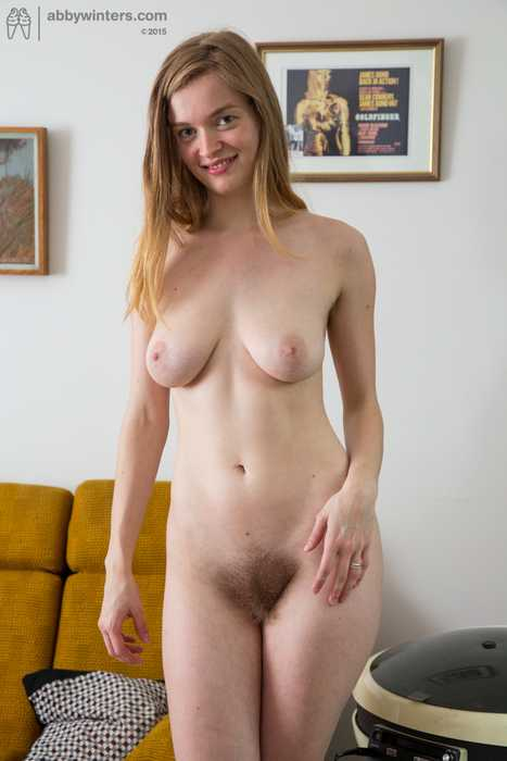 naked australian girl with hairy pussy