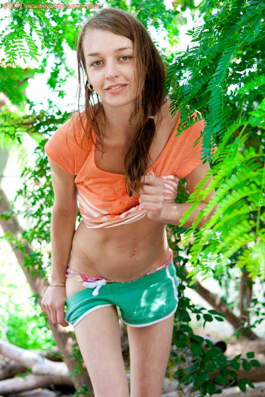 Abby Winters Carly naked Australian girl