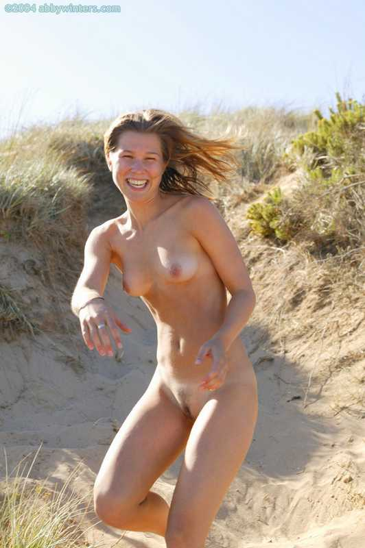 Abby Winters Gwendolyn nude on the beach
