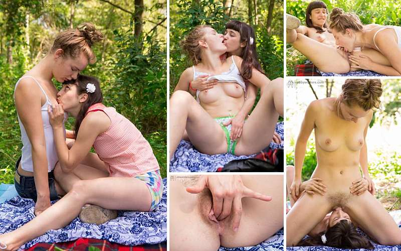 Abby Winters lesbian hardcore sex pictures
