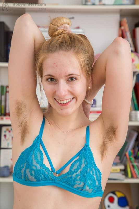 Nude ballerina Kayla