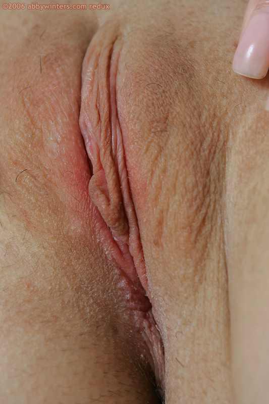 Vanessa teases as she strips naked